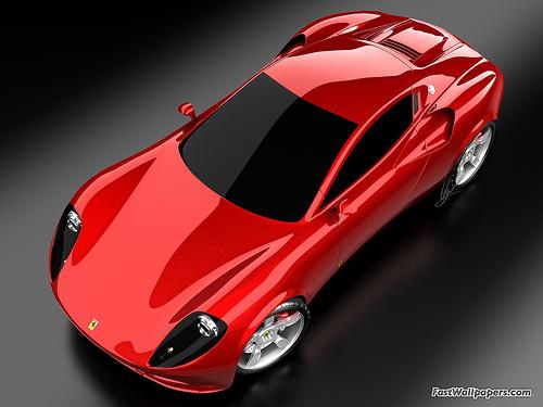 Ferrari Dino Concept
