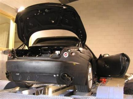Dino test car 07