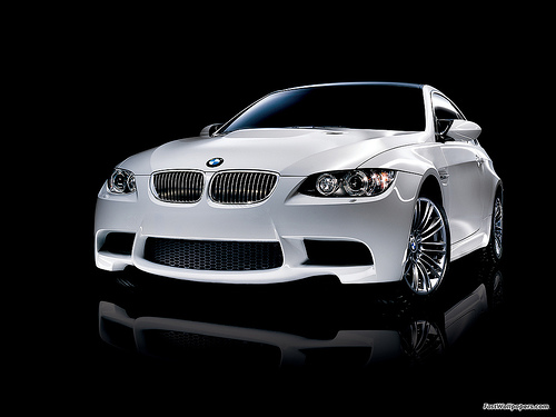 2008 BMW E92 M3 Coupe wallpaper