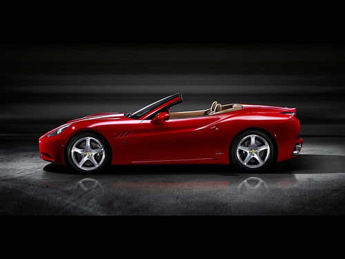 Ferrari F149 California